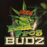 Bad Frog Budz